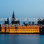 government financial support for jobs and businesses