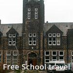 Free School transport
